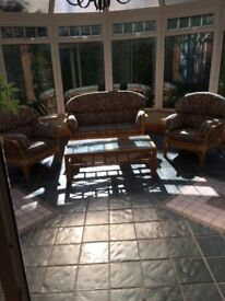 Conservatory Suite Complete with Table
