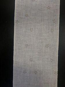 Leinenband 10 cm, Druck