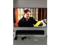 Samsung 46 inch led smart 3D tv