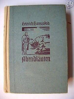 Abendläuten Tagebuchblätter Heinrich Hansjakob 1924