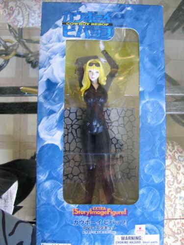 "Cowboy Bebop Julia  Figure Anime 7.5""  Black Version - Sexy anime - [code 29]"