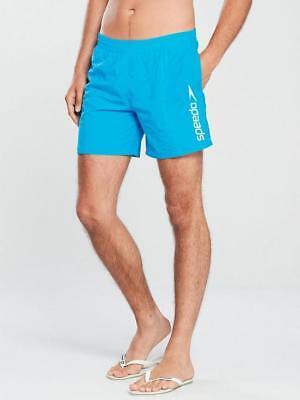 57d1d8924f NEW Speedo Scope Mens, Boys Swim Shorts Swim Trunks - Sapphire Blue 30