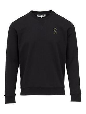 Alexander McQueen McQ double swallow sweatshirt black BNWT! RRP £185 HUGE SAVING