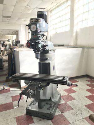 9 X 42 Supermax Yc 1-12 Vs Vertical Mill