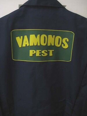 Breaking Bad Vamonos Pest JUMPSUIT Costume Halloween Walter White Jesse Pinkman