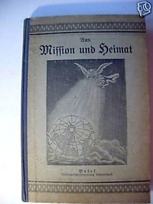 Aus Mission und Heimat Erzählungen Familienkreis 1926