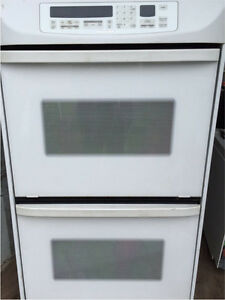 "30"" KitchenAid superba double wall oven"