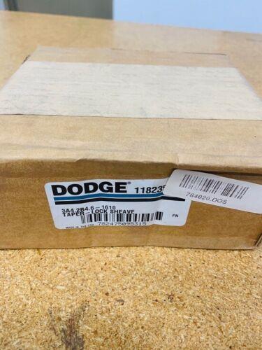 DODGE, 3 Groove Sheave # 118235 3A4.2-B4.6-1610