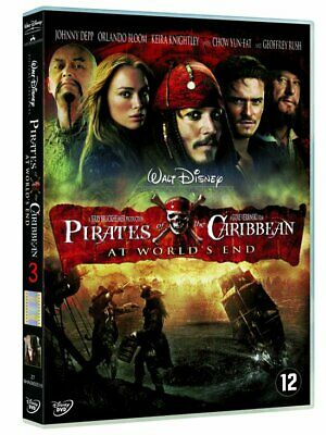 DVD  - PIRATES OF THE CARIBBEAN AT WORLD'S END (NEW / NIEUW / NOUVEAU / SEALED)