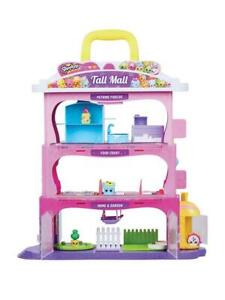 Shopkins Tall Mall Toy Playset