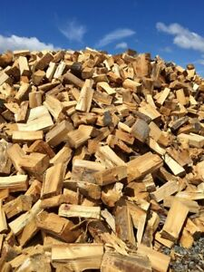 FIREWOOD FOR SALE! Seasoned, split and delivered within 3 days.