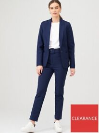 Size 8 Single Button Navy Blazer from V by Very brand new and tagged