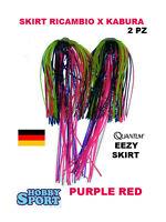 Kabura Skirt Ricambio Col Purple Red Quantum Germany -  - ebay.it