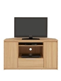 Copenhagen Corner TV Unit - fits up to 50 inch TV