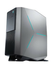 Super High Spec Dell Alienware Aurora R6 Gaming PC - i7-7700