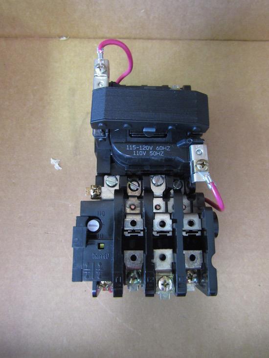 GE CR306C002 MAGNETIC MOTOR STARTER