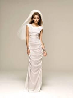 Wedding Dress - Lisa Ho size 10