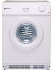 White Knight vented tumble dryer 7kg