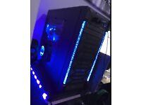Computer Gaming PC   Bargan  Intel Z97X I7 4790K 1tb 8gb 2400Mhz GTX 970 4gb Galaxy R