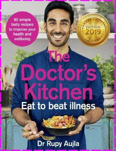 The Doctor's Kitchen Eat to Beat Illness / March 2019  Fast Delivery ✓ [E--B00K]