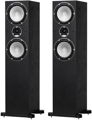 Tannoy Mercury 7.4 Speakers Pair - Home Cinema Floor Standing Best Tower