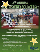North Sydney Bounce Fest - 2nd Annual