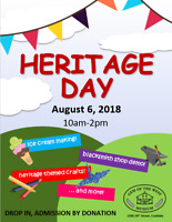 Heritage Day Open House