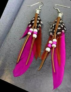 Native Art Earrings made by hand by local Artisan Yellowknife Northwest Territories image 9