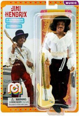 Music Jimi Hendrix Action Figure [1968 Miami Festival, WIth Guitar]](Music Festival Toys)