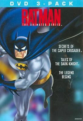 BATMAN: THE ANIMATED SERIES MULTI-PACK NEW DVD