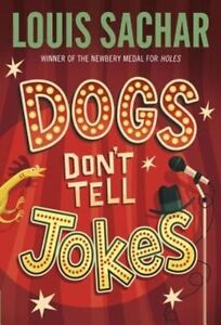 Dogs-Don-039-t-Tell-Jokes-ExLibrary