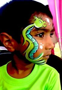 !QUALITY FACE PAINTING  GLITTER TATTOOS HENNA NAIL ART MORE ! Kitchener / Waterloo Kitchener Area image 1