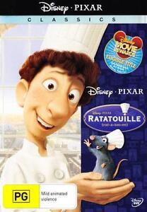 RATATOUILLE : NEW DVD
