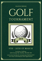 Halifax Indoor Golf Tournament