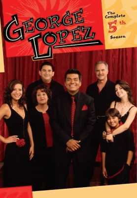 George Lopez  Complete 5Th Season  3 Disc  New Dvd