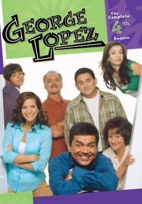George Lopez  Complete 4Th Season  3 Disc  New Dvd