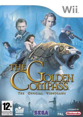 The Golden Compass Wii Nintendo jeu game games spelletjes 1535