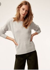 Wilfred Free Isabelli wool sweater