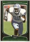 Rookie Bowman Hakeem Nicks Football Trading Cards