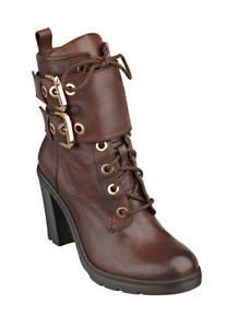 GUESS Finlay lace-up boots size 5