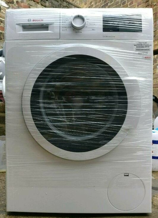 Bosch 8kg VarioPerfect Washing Machine ***FREE DELIVERY & CONNECTION***3 MONTHS WARRANTY***