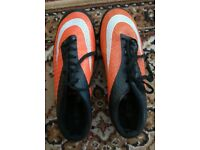 Football boots size 42