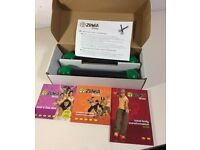Zumba Fitness Pack DVD & Toning Sticks Fitness Guide Keep Fit Weight Loss