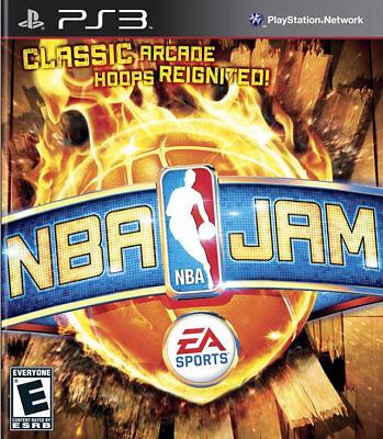 NBA Jam PS3 New Playstation 3
