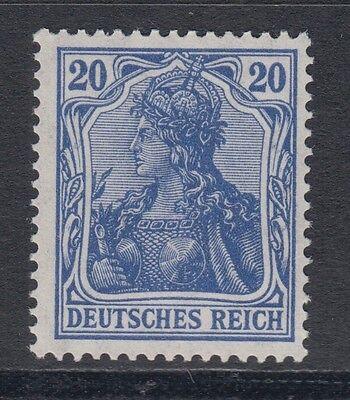 Deutsches Reich 87 II c ** postfrisch geprüft
