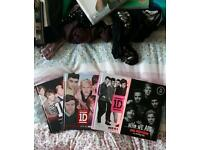 One direction official books