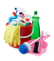 Thorough, Residential Cleaner with lots of experience