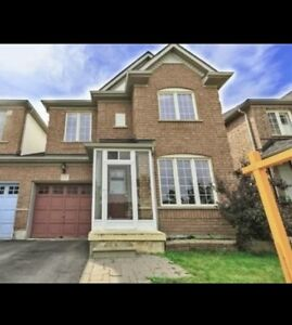 Entire House For Rent- Markham