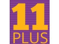 11 PLUS TUITION, Private tuition, Private tutor, 11 PLUS