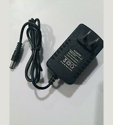Power Supply AC Adapter Model AC-DCAL Input 100-240V 50/60HZ 12V 2000mA 100 Ma Power Supply